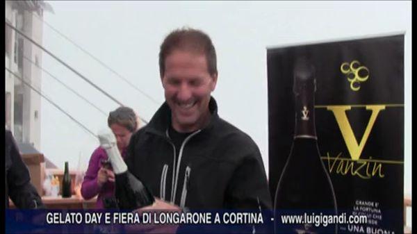 Gelato Day a Cortina