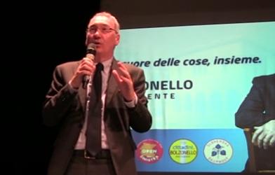 Presentazione liste e candidati – Candidato Presidente Sergio Bolzonello – Elezioni Regionali Friuli-Venezia Giulia 2018