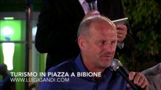 Turismo in piazza per Serenissima TV