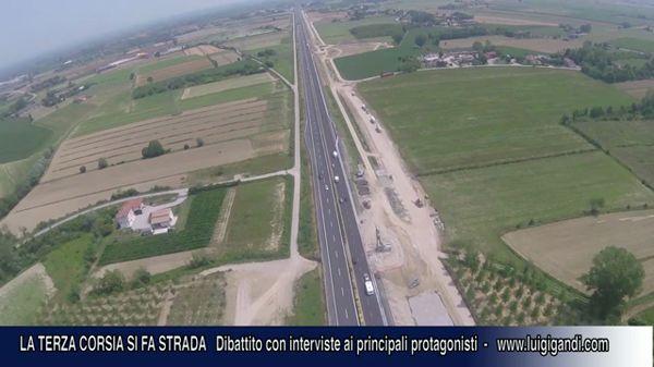 Autovie Venete – Talk sulla terza corsia