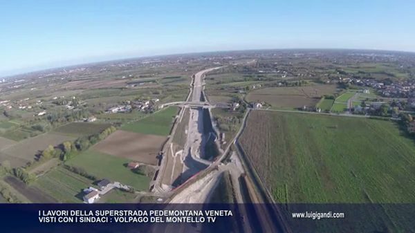 Superstrada Pedemontana Veneta Volpago del Montello